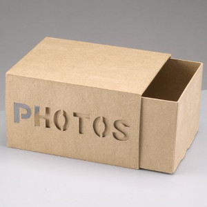 Schiebebox, Photos, 22 x 17 x 12.5 cm
